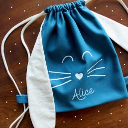 Atelier créatif DIY sac pour enfant lapin Amiens