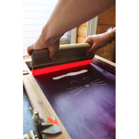 Atelier sérigraphie sac pour enfant Amiens
