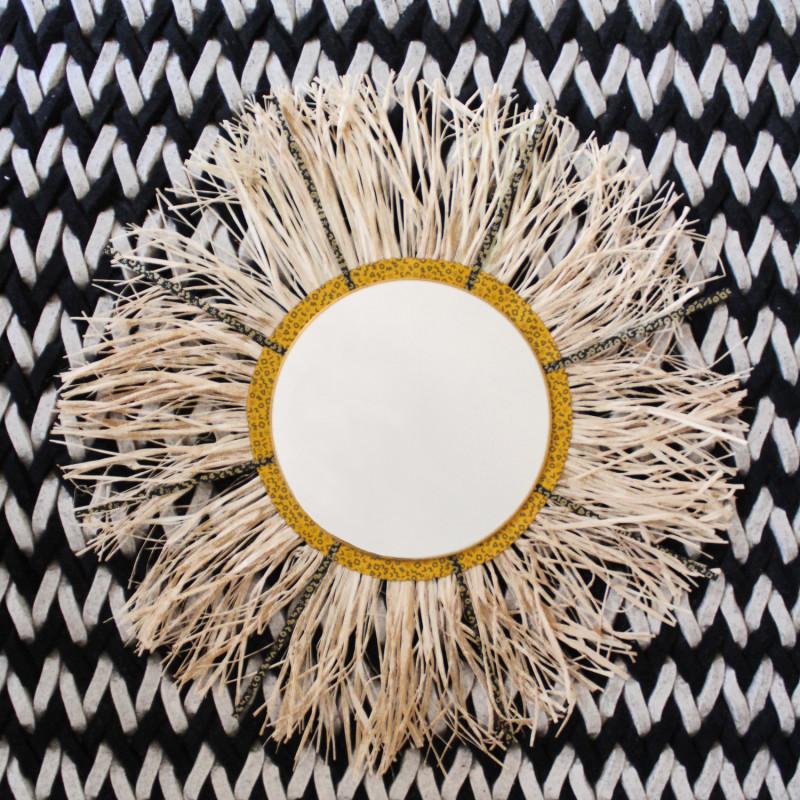 Atelier créatif DIY miroir avec sérigraphie papier Amiens