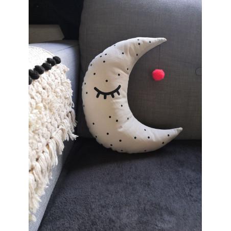 Atelier DIY coussin lune chambre enfant