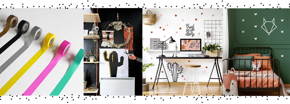 Milieo : de la décoration murale et du DIY