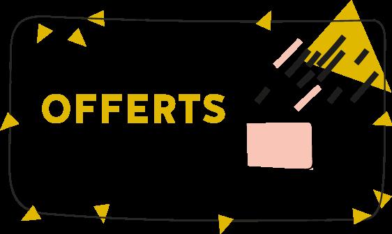 Frais de port offerts dès 60 euros d'achats !